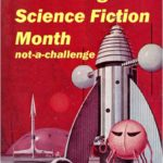 Vintage Science Fiction Month Badge
